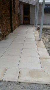 Paving stones by Fleurieu Stone in Victor Harbor