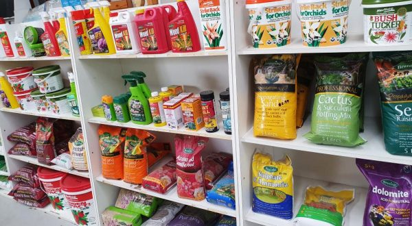 Wide range of garden products at Fleurieu Landscape Garden Supplies