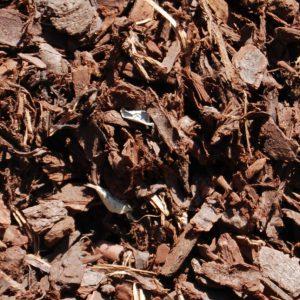 Red Pine Bark 25mm